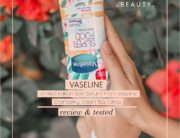 Vaseline Superfood Skin Serum Review