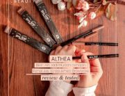 Review Pensil ALis Korea ALthea Brow Wow Eyebrow Pensil