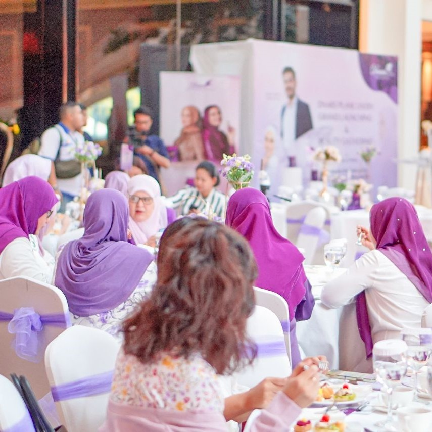 Event Grand Launching - Dnars Plane Livery - Dnars Beauty Blogger Gathering 2