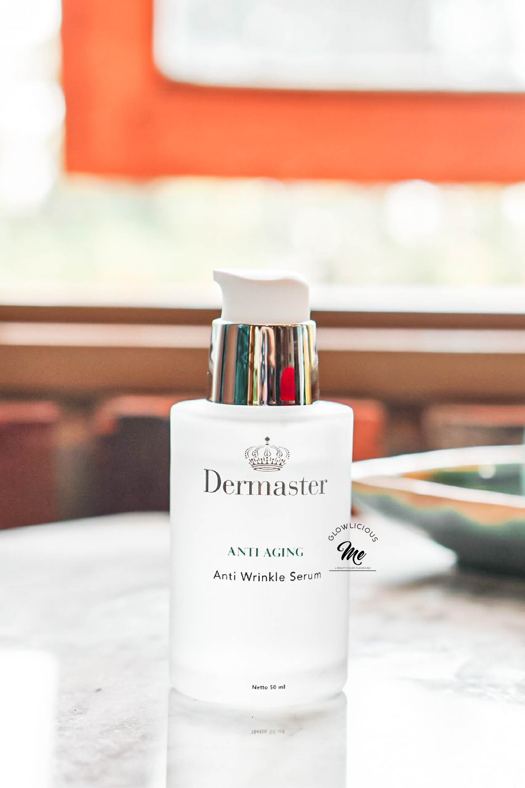 #GlowliciousMeFeatured – Dermaster Anti Anti Wrinkle Serum Dermaster Skincare - Review Dermaster