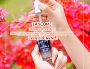 Serum Lancôme Advanced Genifique Microbiome Worth The Money - Review Indonesia Blog