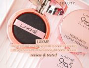 Lakmé 9to5 Reinvent Primer+Matte Cushion Foundation 1-05