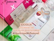 Unboxing Soco Box Sociolla Best 2019 - Secret Key, Mediheal 1-08