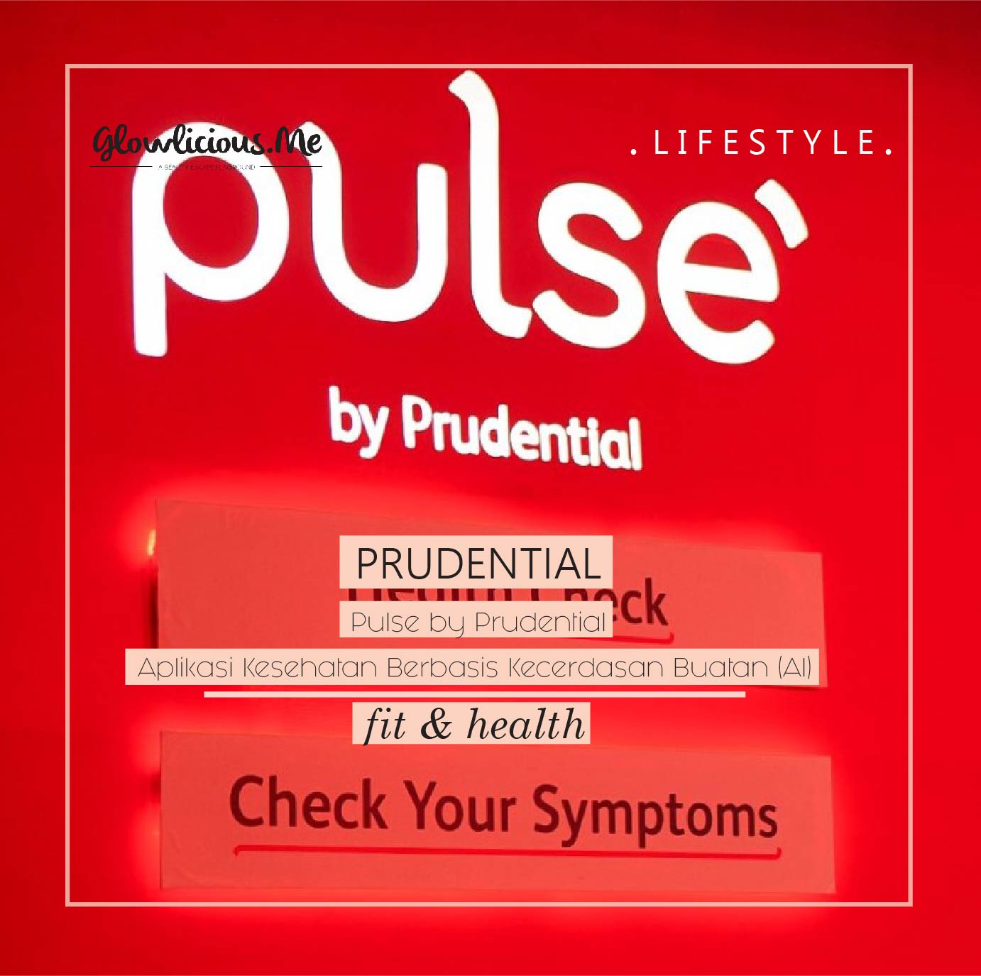 Event Preview Aplikasi Kesehatan Pulse By Prudential