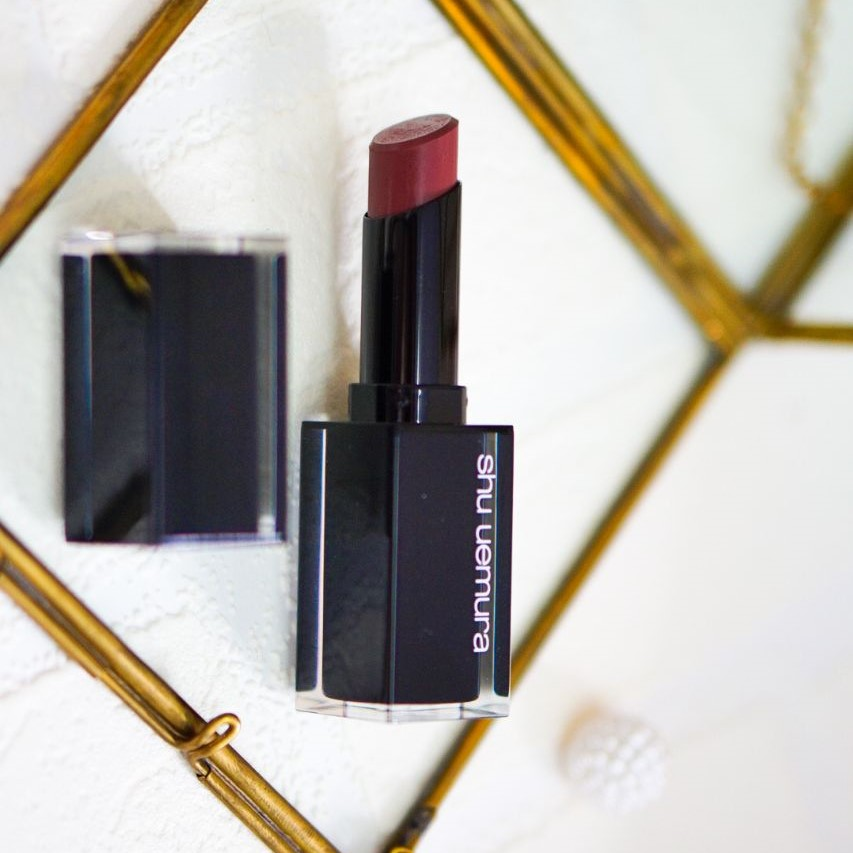 Shu Uemura Rouge Unlimited Amplified Matte Full Swatches