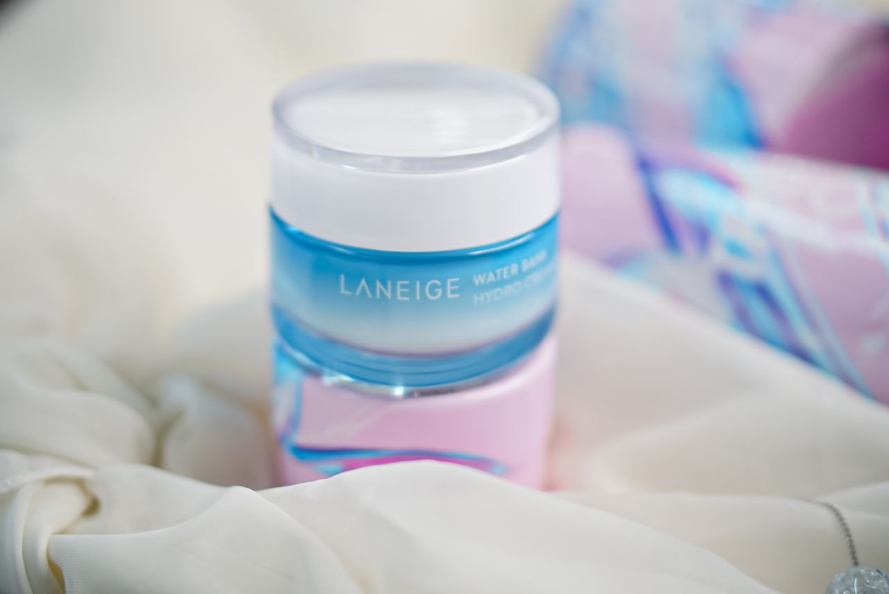 Review Laneige Water Bank Hydro Essence & Water Bank Hydro Cream + #ThirstForLife Campaign 4
