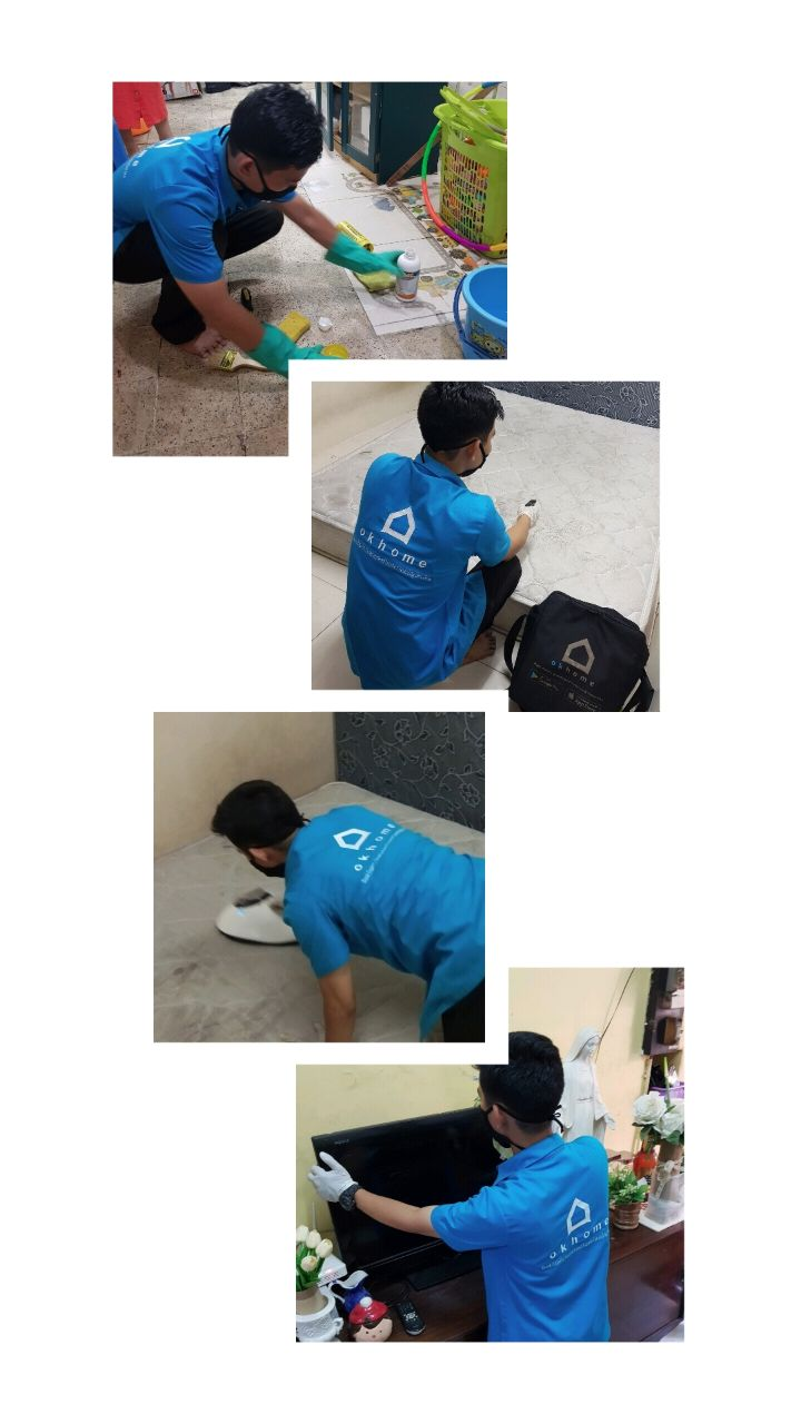 Review Pelayanan OK Home Cleaning Service 1