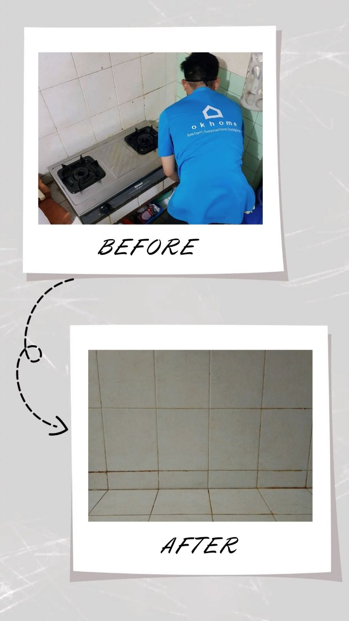 Review Pelayanan OK Home Cleaning Service 3