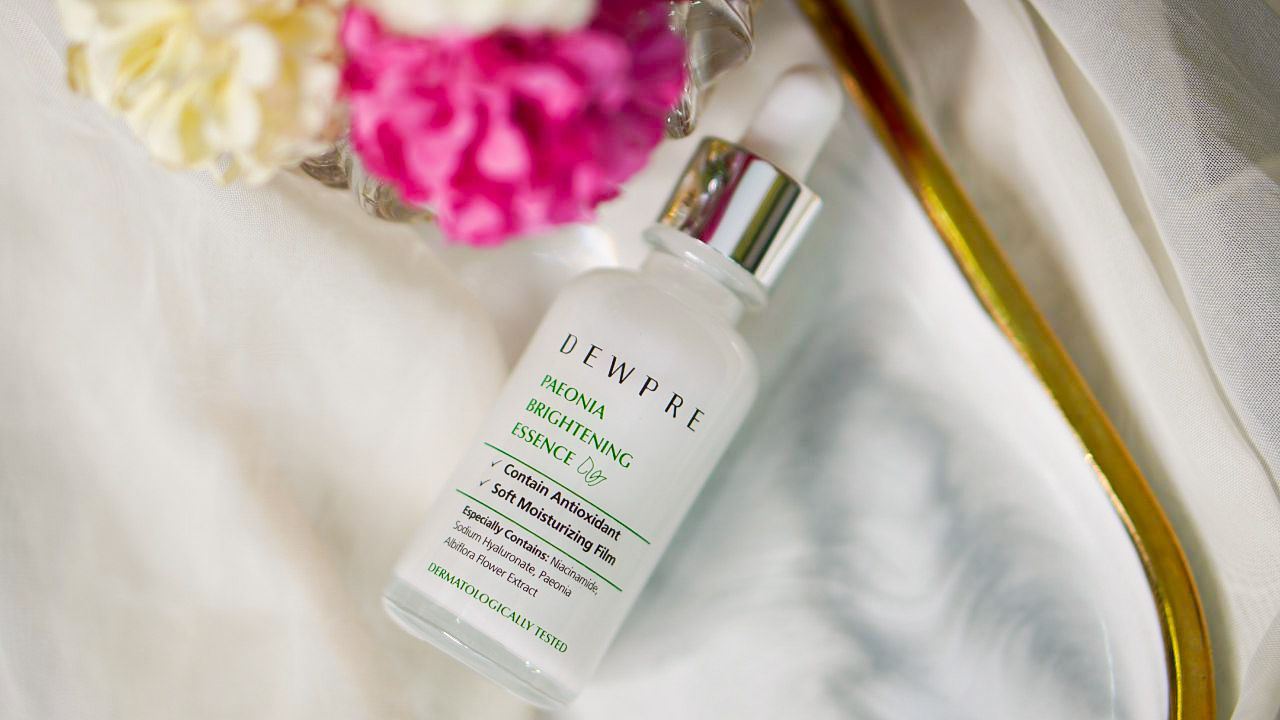 Review Skincare Lokal Dewpre Paeonia Brightening Essence