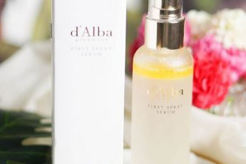 REVIEW SKINCARE KOREA d'Alba White Truffle First Spray Serum - Indonesia
