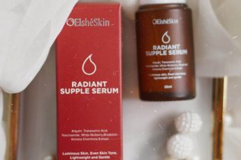 Review Skincare Lokal Elsheskin Radiant Supple Serum 100